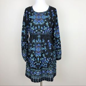 Free People | Russian Doll Dress Floral Babydoll 6